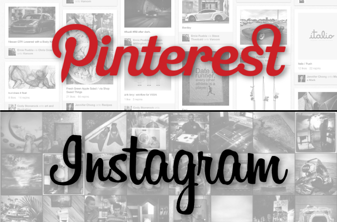 Pinterest and Instagram for Business